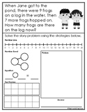 12 Addition and Subtraction Word Problems within 20