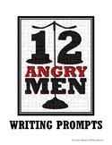 12 Angry Men (Jurors) Writing Prompts