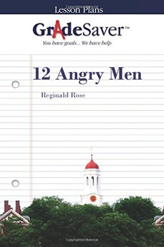 12 Angry Men Lesson Plan