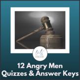 12 Angry Men Quiz