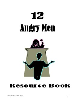 12 Angry Men Resource Book