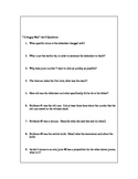 12 Angry Men Short Answer Questions