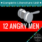 12 Angry Men - Twelve Angry Men Complete Drama Unit Teaching Package
