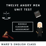 12 Angry Men Unit Test - Google Forms