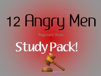 '12 Angry Men' by Reginald Rose