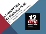 12 Angry Men: study guide questions with answer key