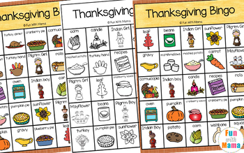 12 Bingo Games For Classrooms Growing Bundle