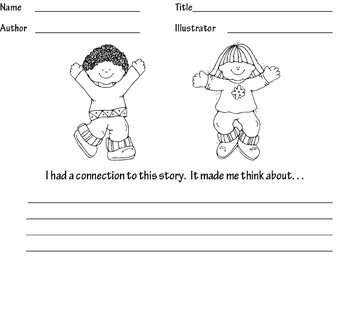 12 Book Reports to Teach Common Core Standards in Kindergarten
