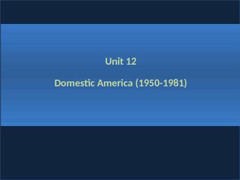 12. Civil Rights - Entire Unit