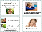 12 Calm Down Strategy Cards