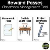 Reward Passes