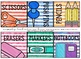 12 Classroom Supply Labels   Watercolor   For Target Pouches   FREEBIE!