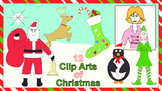 12 Clip Arts of Christmas