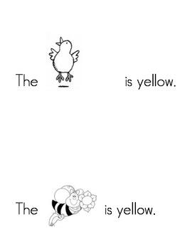 12 Color Books