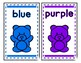 12 Color Posters Set 1 * Create Your Own Room * Preschool Daycare