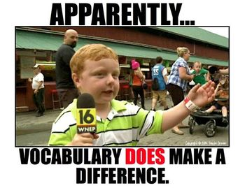 Using Mnemonics with 12 Cool Vocabulary Words