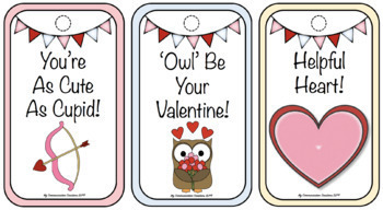 12 Cute Valentines for Kids