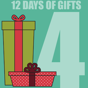 12 DAYS OF GIFTS #4