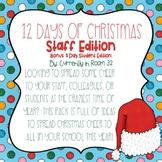 12 Days Of Christmas: Staff Edition