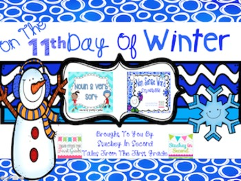 12 Days Of Winter- Day 11 Freebie