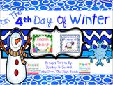 12 Days Of Winter- Day Four Freebie