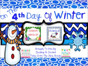 12 Days Of Winter- Day Four Freebie