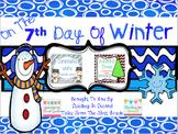 12 Days Of Winter- Day Seven Freebie