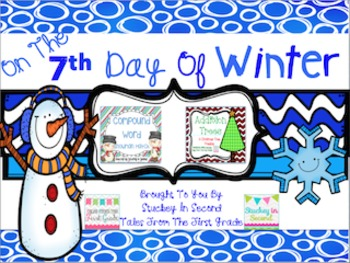 12 Days Of Winter- Day Seven Freebie