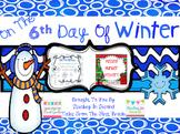 12 Days Of Winter- Day Six Freebie