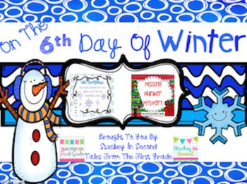 12 Days Of Winter- Day Six Freebie