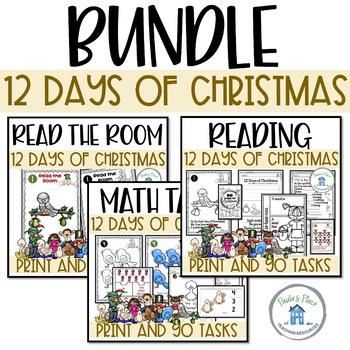 12 Days of Christmas - Bundle