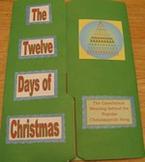 12 Days of Christmas Catholic Lapbook