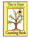 12 Days of Christmas Counting Book