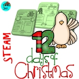 12 Days of Christmas   Project Based Learning Endangered A