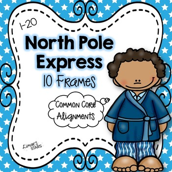 North Pole Express 10 Frames