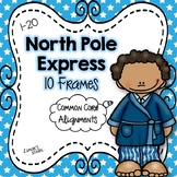 North Pole Express 10 Frames
