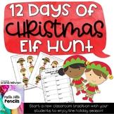 12 Days of Christmas Elves