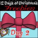 12 Days of Christmas FREEBIES Day 2   -♥ Crunchymom