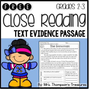 Finding Text Evidence Free Download