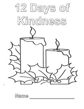 12 Days of Christmas Kindness