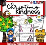 12 Days of Christmas Kindness {FREEBIE}