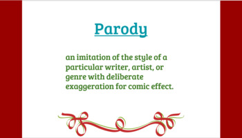 12 Days of Christmas - Listening Activity + Parody Writing