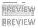 12 Days of Christmas-Minnesota