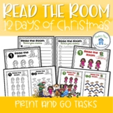 12 Days of Christmas Read the Room
