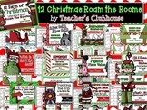 12 Days of Christmas Roam the Rooms Unit