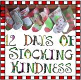 Christmas Crafts - 12 Days of Christmas Stocking Kindness