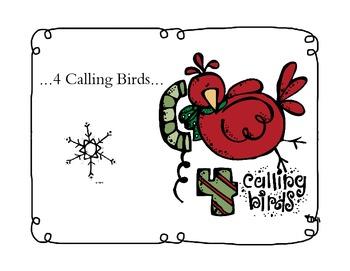 12 Days of Christmas Storybook