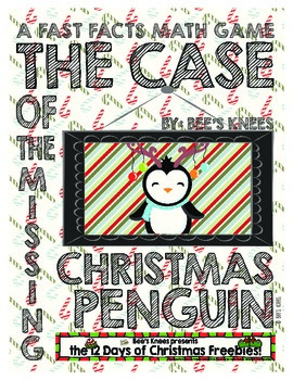 12 Days of Christmas: The Case of the Missing Christmas Penguin