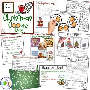 12 Days of Christmas Activities in the Classroom for Primary Grades 1-3
