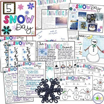 12 Days of Christmas in the Classroom Grades 4-6